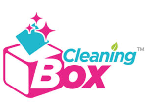 Logo Cleaning Box