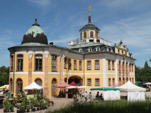 Schloss in Weimar