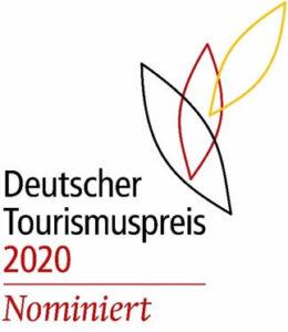 Logo Deutscher Tourismus Preis 2020